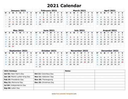 2022 Downloadable Calendar.Free Calendar Template 2021 And 2022